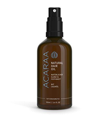 ACARAA-Haarl-1x100ml-fr-gesundes-festes-Haar-neu-Cacayl-Arganl-Mandell-Jojobal-Frischer-Duft-als-Leave-in-Produkt-oder-Haar-Kur-verwendbar-strkt-Haarwurzeln-und-verleiht-natrlichen-Glanz-Naturkosmetik-0