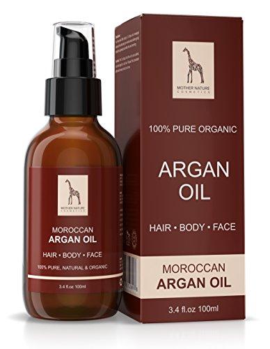 Argan-l-Mother-Nature-100-ml-hochdosiert-kaltgepresst-und-nicht-parfmiert-Anti-Aging-Basisl-fr-Haut-Gesicht-Haare-und-Ngel-0