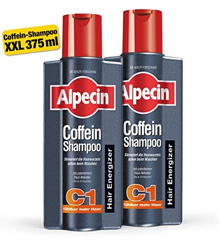 XXL-Alpecin-Coffein-Shampoo-C1-2-x-375ml-Beugt-erblich-bedingtem-Haarausfall-vor-fr-fhlbar-mehr-Haar-0