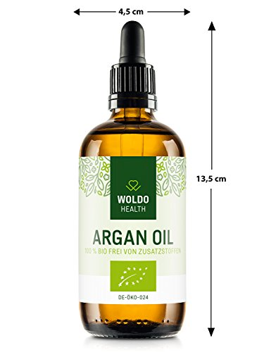 bio argan l 100ml kaltgepresst biologisches serum f r gesicht haut haare 100 aus marokko. Black Bedroom Furniture Sets. Home Design Ideas