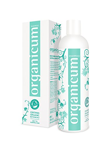 organicum shampoo 350ml vegan mit hydrosolkomplex gegen trockene kopfhaut schuppen und. Black Bedroom Furniture Sets. Home Design Ideas
